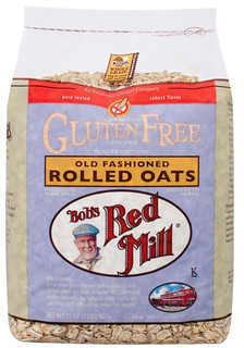 bob's red mill gluten-free rolled oats