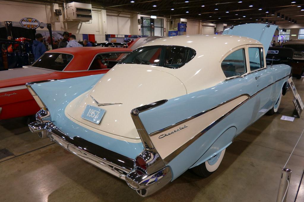1957 Chevrolet Fleetline Concept Car Gnrs 2016