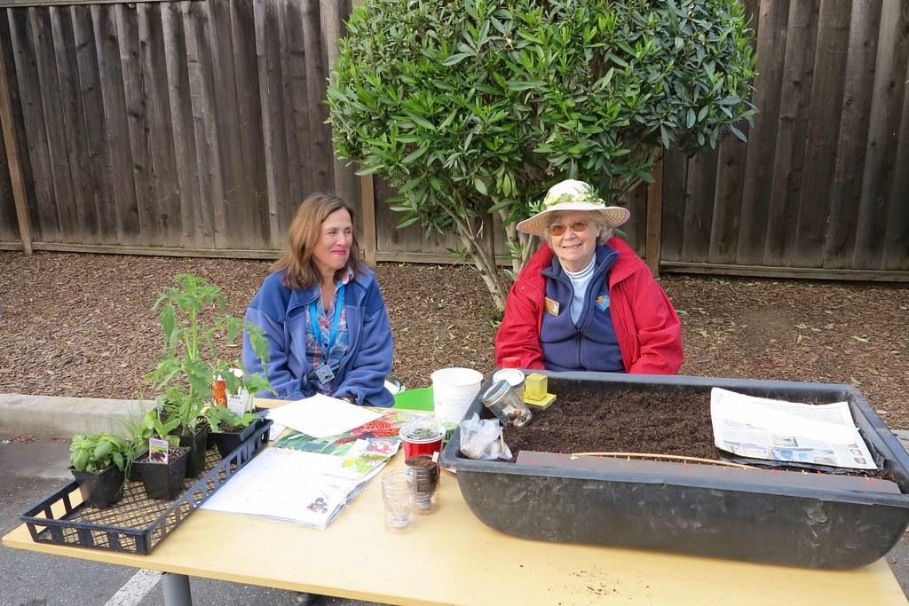 Lmv planting day april 23rd 2016 master gardeners of - Master gardeners santa clara county ...