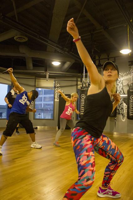 Pulse Fitness Detroit - DSKO Dance Class