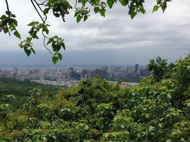 壽山國家自然公園是水資源保育的重要源頭。攝影:廖靜蕙