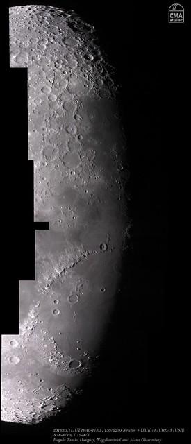 Moon mosaic - 2016.03.17 - Tamás Bognár