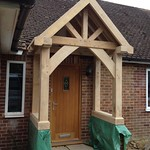 Timber Framer - Porch