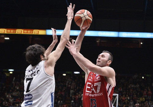 Heart and soul: Olimpia won 83-79 over everything