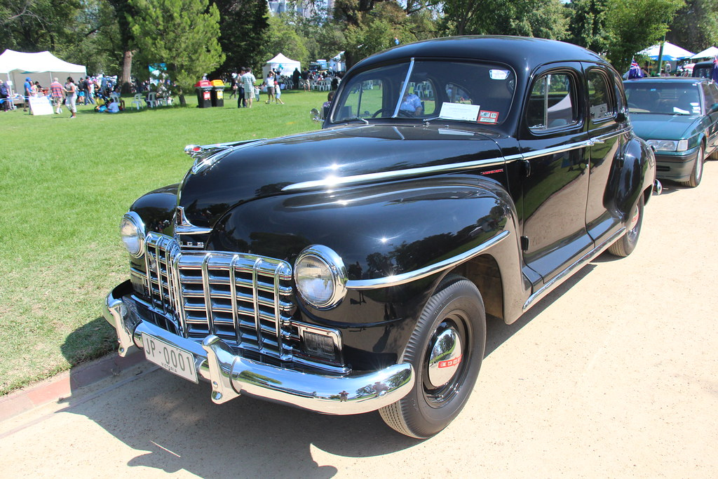 1948 Dodge D25 Special Deluxe Sedan The Dodge Brothers