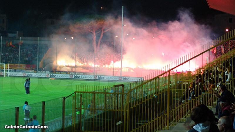 """Catanzaro-Catania: nel 2004 l'ultima vittoria etnea al """"Ceravolo"""""""