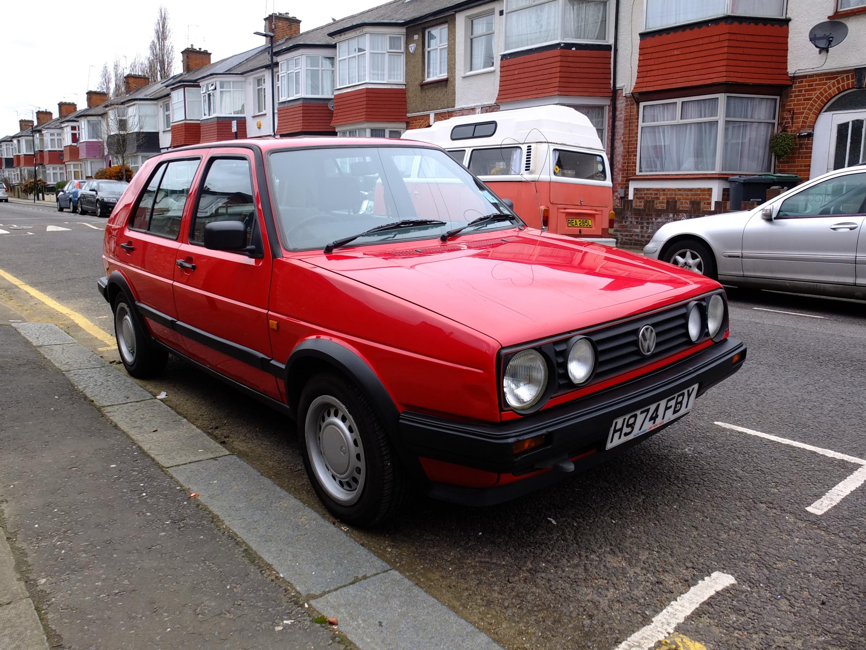 1990 Golf MK2 Driver 1.6 Auto - £1000 - N. London | Retro Rides
