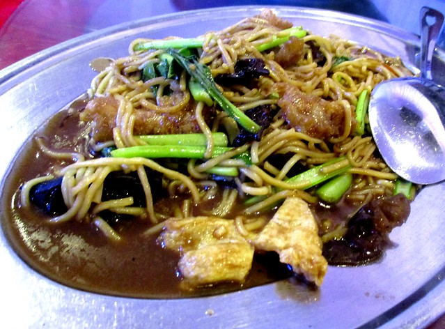 The Gathering Sibu Foochow fried noodles