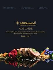 Entertainment Book 2016-17 Adelaide