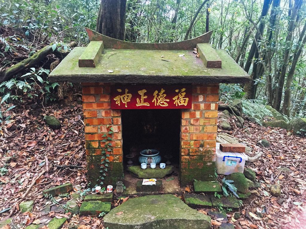 Senderismo en Yangmingshan, cerca de Taipei