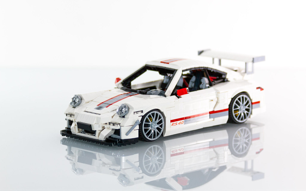 lego porsche 911 gt3 rs 4 0 lego ideas project porsche. Black Bedroom Furniture Sets. Home Design Ideas