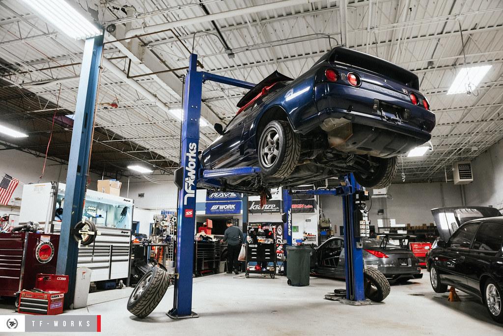 Project: Nissan Skyline GT-R - TF-Works Blog