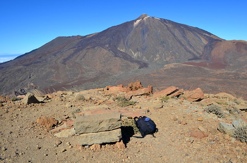 Top of Guajara, Teide National Park