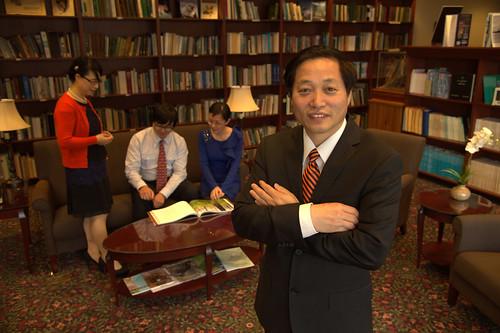 Professor Hanqin Tian