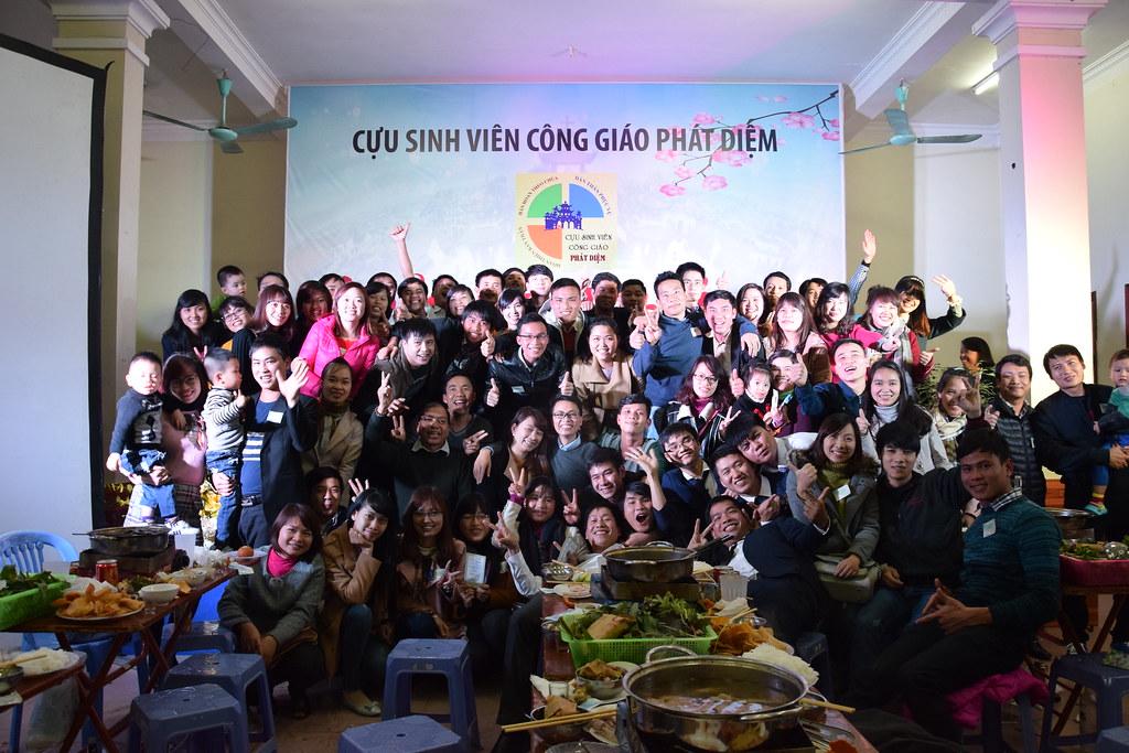 Ngày hội gặp mặt cựu SVCG Phát Diệm đầy niềm vui và ý nghĩa
