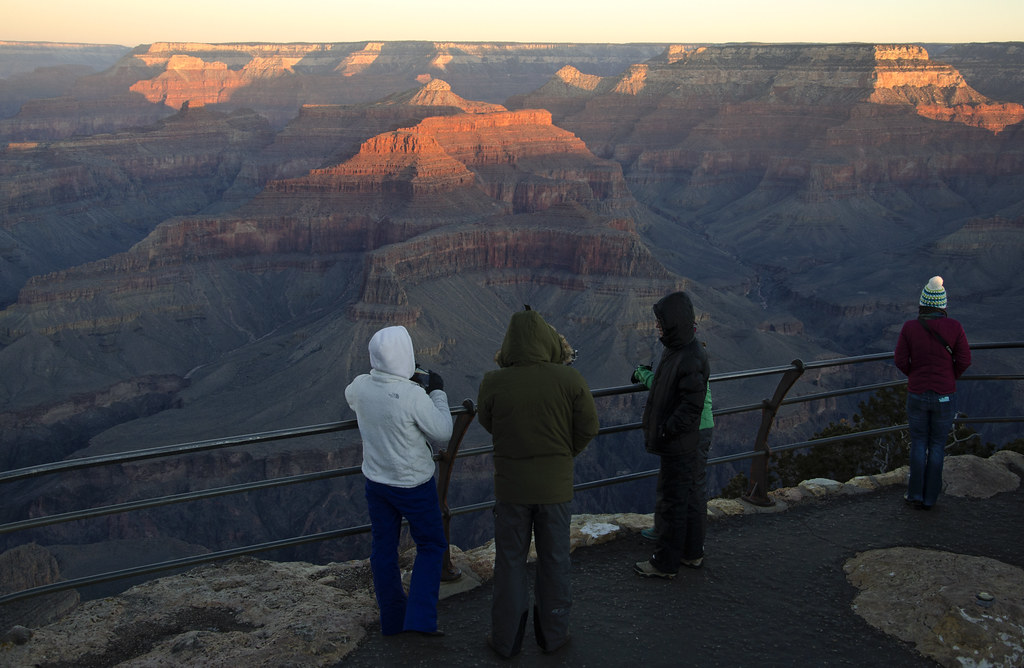 Grand Canyon South Rim Tours From Las Vegas By Air