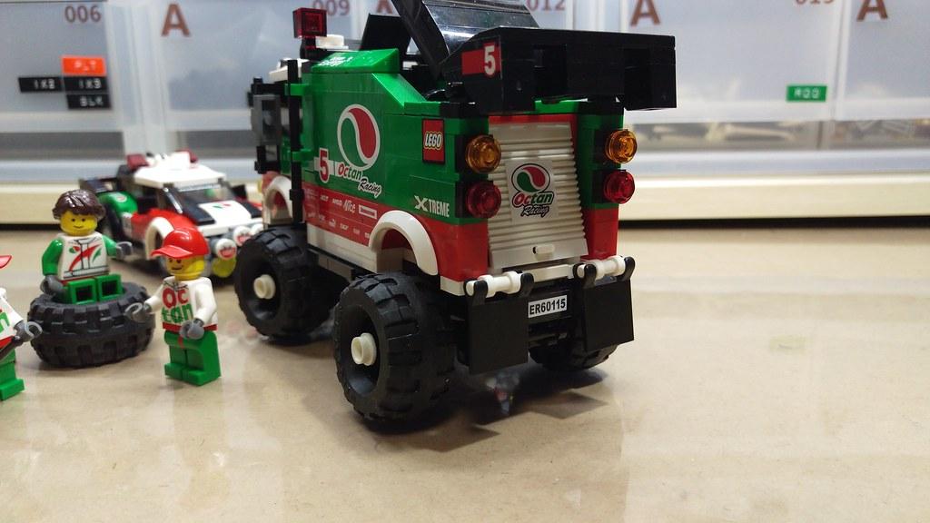 Lego Mod 60115 Quot Octan Racing Camion Quot 1103 S P A Flickr