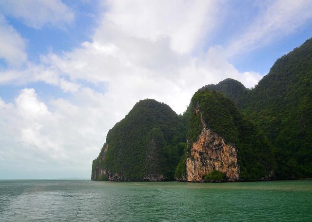 Paisajes de Tailandia y el P.N Ao Phang Nga