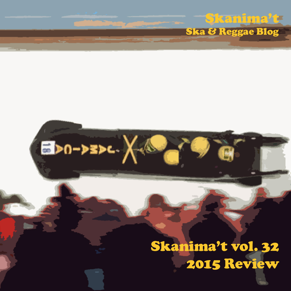 Skanima't vol.31 2014 Review