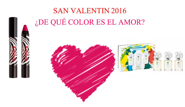Sisley y San Valentín: ¿De qué color es el Amor? | Por todo lo alto