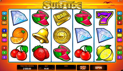 SunTide slot game online review