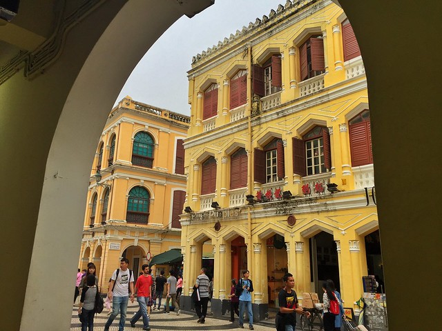 Arcos de Largo do Senado (Macao)