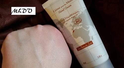 Crème pour les mains SENTEURS DU SUD biotyfull box