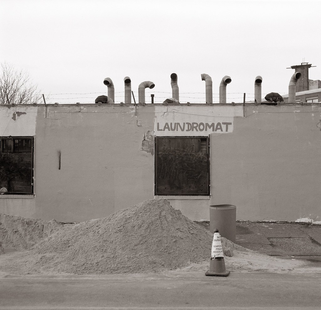Laundromat   by efo