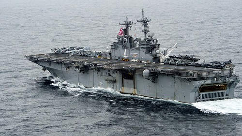 There is a lot that goes into maintaining a ship the size of USS Boxer (LHD 4), with hundreds of spaces and thousands of pieces of damage control equipment that are essential to maintaining the material integrity and survivability of the ship.