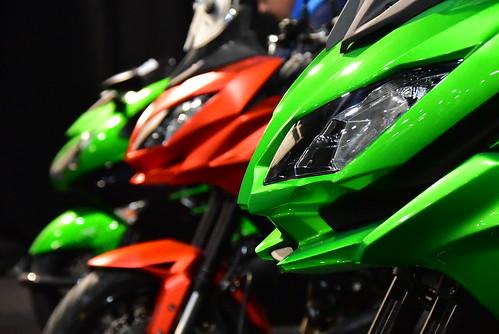 Manchester Bike Show 2016