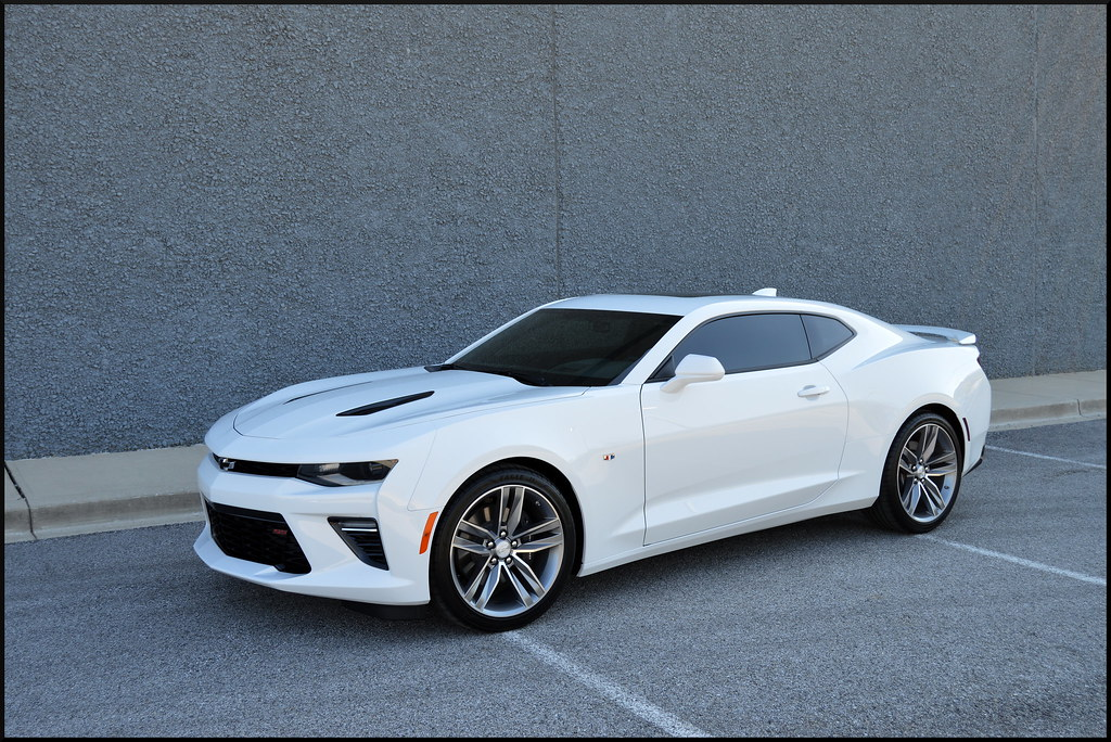 bought a 2016 camaro ss - Camaro 2016 Ss White