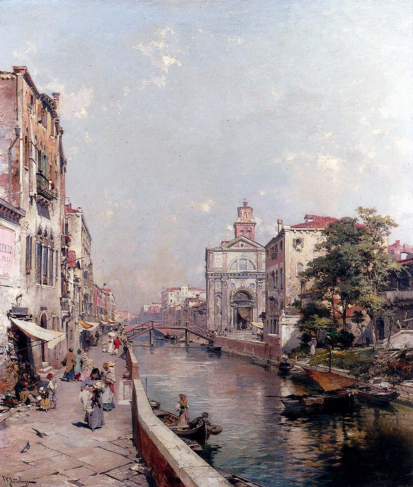 Rio St. Geronimo, Venice
