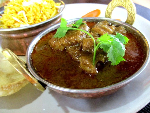 Cafe Ind lamb curry