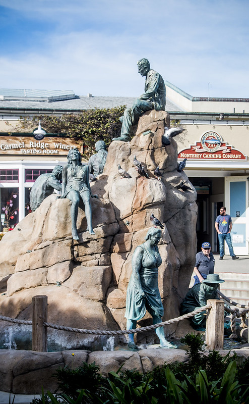 the aftermath of depression in cannery row monterey bay in california Download our free audio tours and explore the rich history of famed cannery  row and the monterey bay coastal recreation trail near the aquarium.