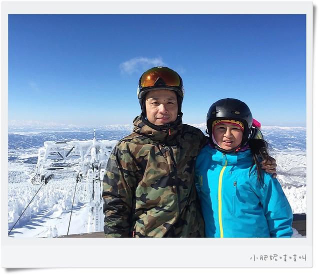 【日本藏王溫泉滑雪】初學教練真不是人幹的..