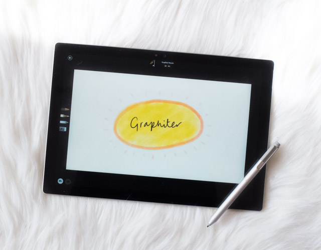 best drawing apps for windows 10 and surface pro - graphiter
