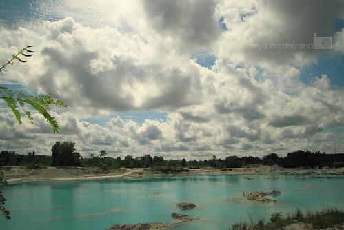 Danau Kaolin, Belitung