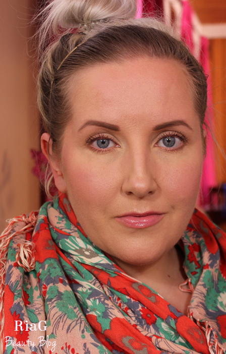 Nude Makeup Look With All Avon Products  Ria G  Beauty Blog-4792