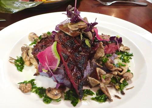 Tchoup Chop Churrasco Skirt Steak Marinated Sake, Mirin, S ...