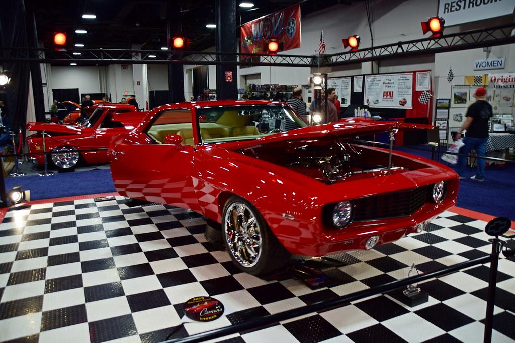 Car Show Boston Seaport