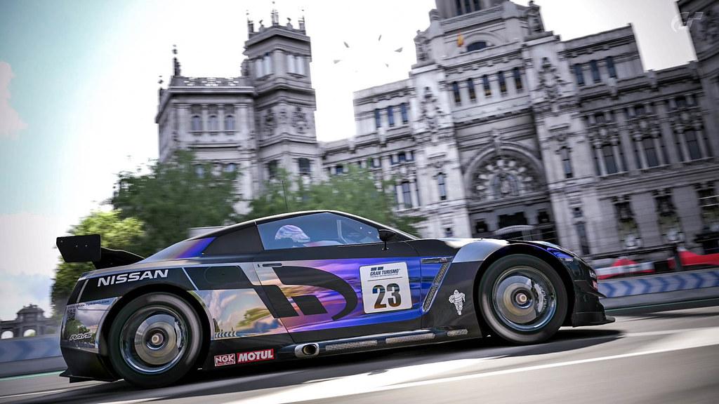 Circuito De Madrid Gran Turismo 5 : Circuito de madrid corto gran turismo