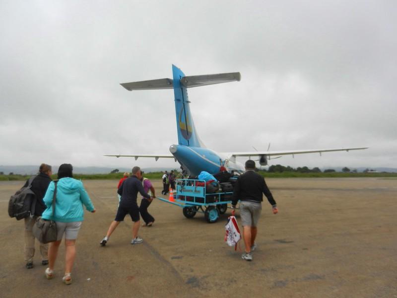 Перелеты в Бирме