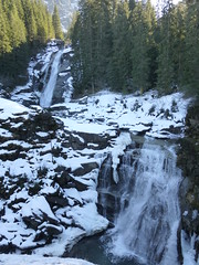 Zwei Fälle der Krimmler Wasserfälle