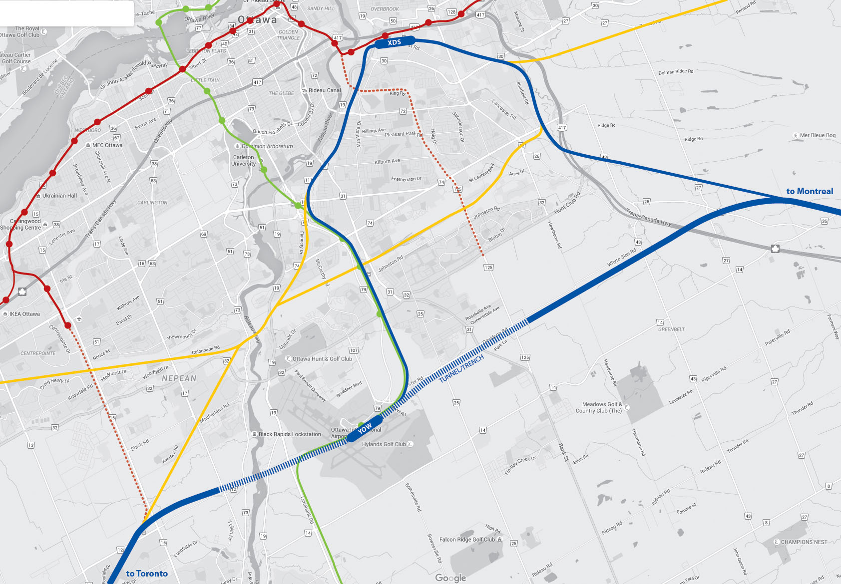 High Speed Rail (HSR) [Archive] - SkyscraperPage Forum