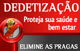 DEDETIZADORA Botafogo RJ