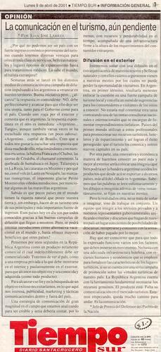 Diario Tiempo Sur