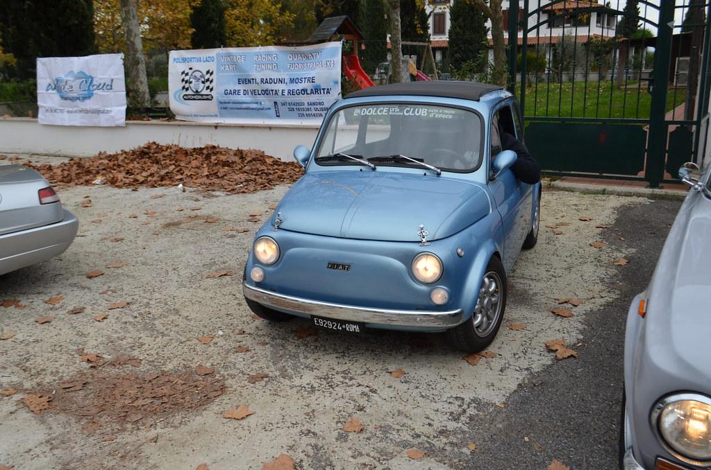 Fiat 500F - 1970