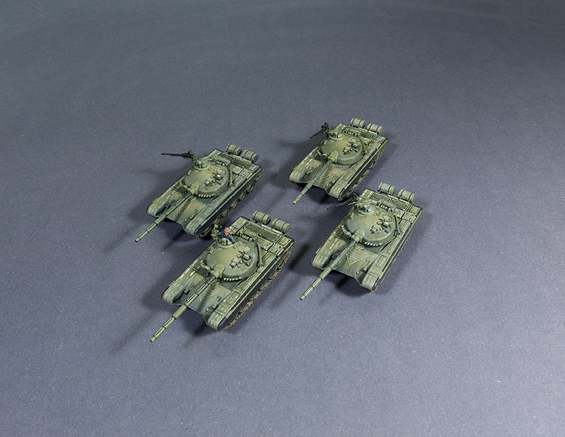 Team Yankee T-72 Tank Company