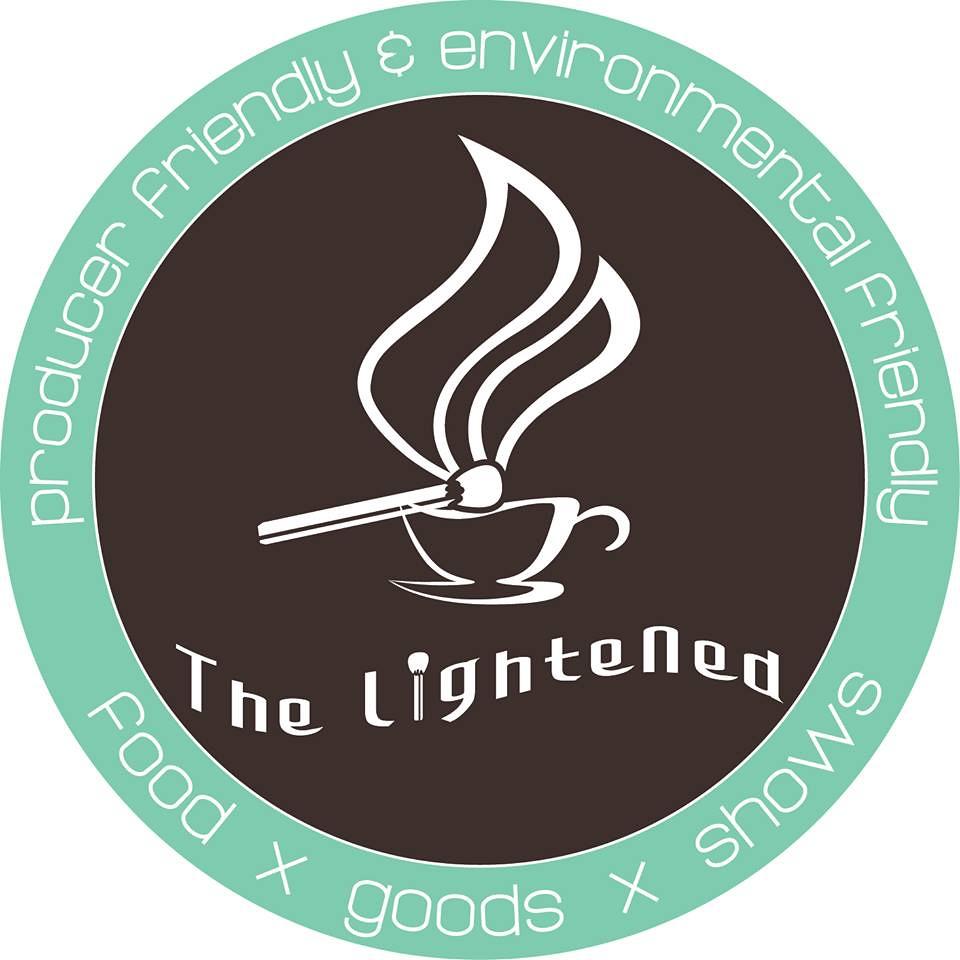 地球日綠色市集攤位-The lightened