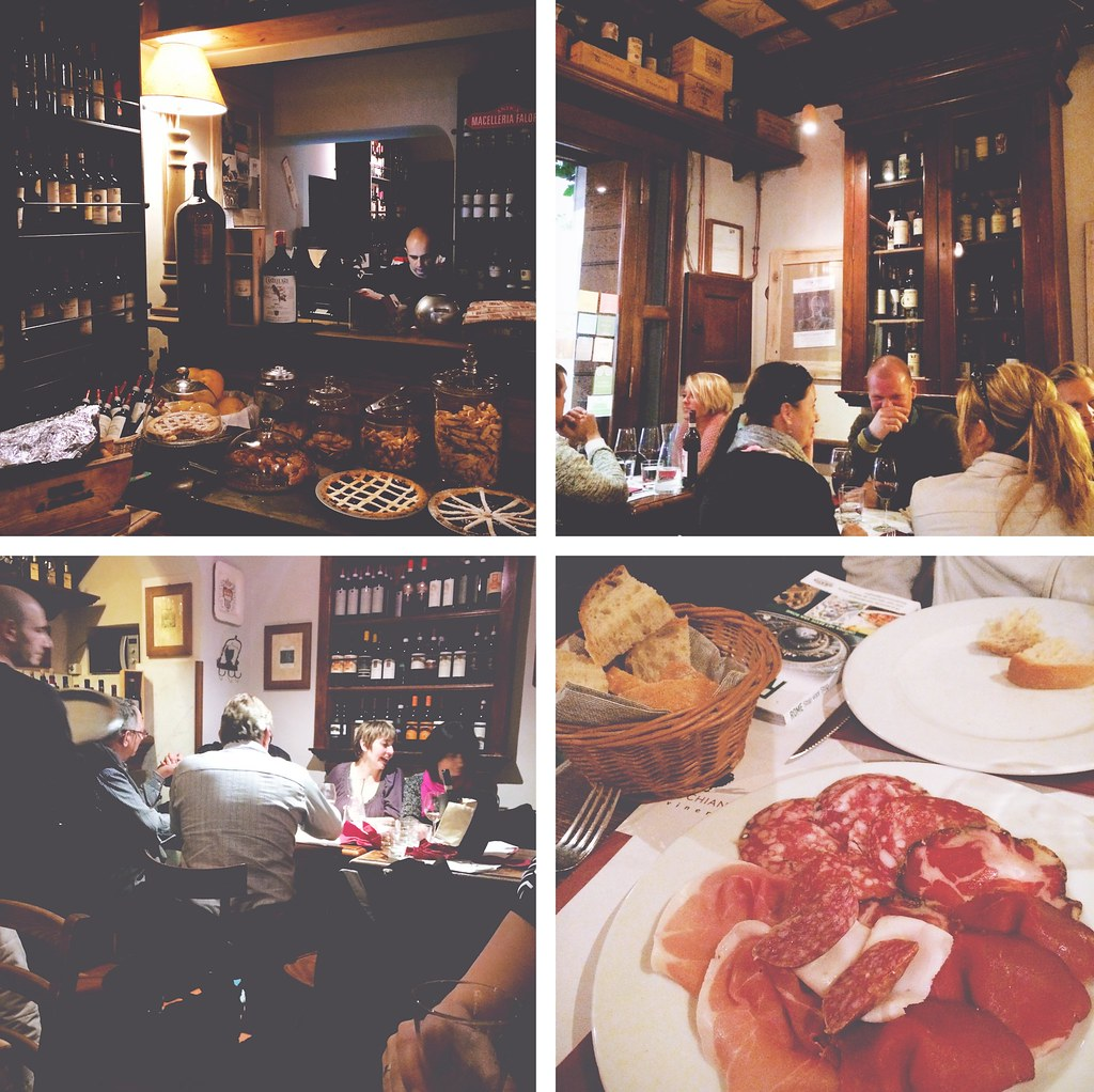 Vineria Il Chianti, Rome | via It's Travel O'Clock